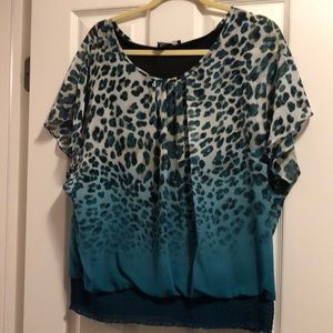 AGB Women's Blouse Top